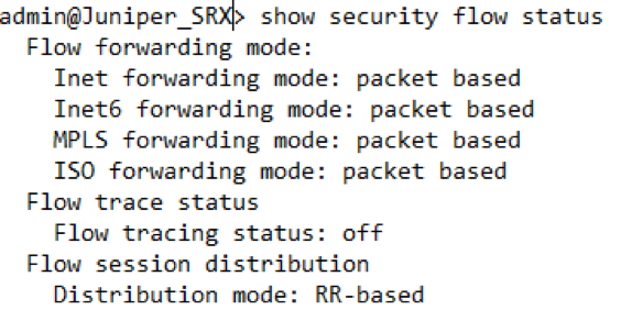 Juniper SRX Firewall (100, 210, 240) - Manipulating Traffic w/ Flow