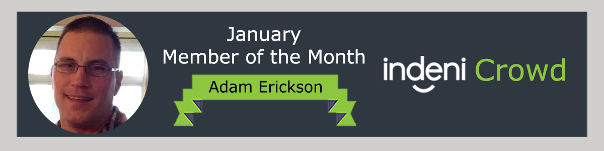 January Member of the Month