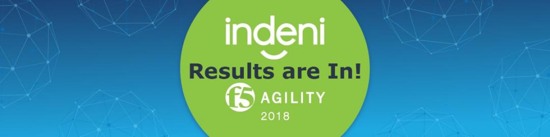 F5 Agility 2018 Recap   Indeni